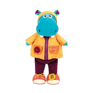 B.Toys - Chichotek do nauki ubierania - HIPCIO - Giggly Zippies Hank