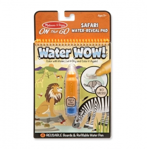 Melissa&Doug - Water WOW - Safari